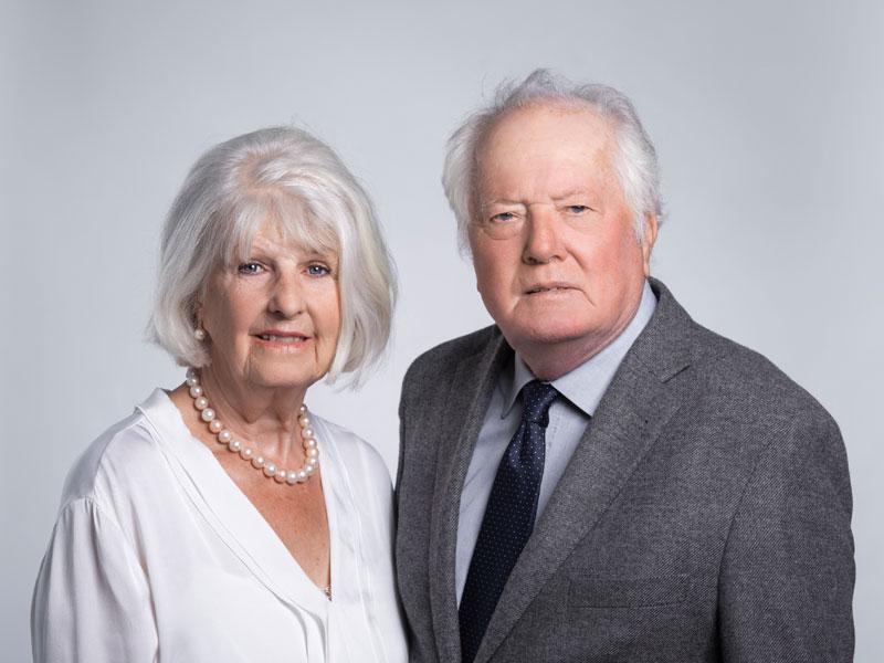Dr. Peter und Helga Dirnbacher