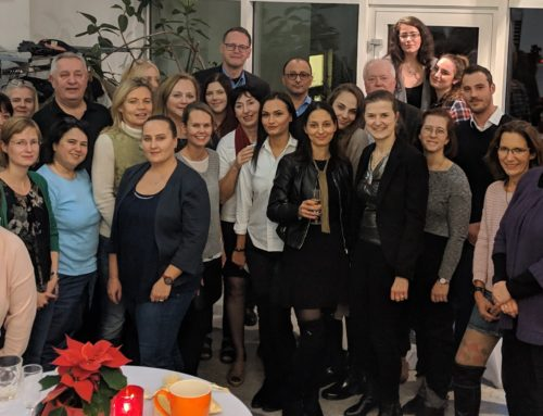 🎁🎄✨ Das Team der Hausverwaltung Dr. Peter Dirnbacher wünscht frohe Festtage und ein erfolgreiches Jahr 2019! 🎁🎄✨